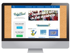school responsive site